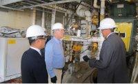 U.S. congressman visits SK Global Chemical plant in Michigan