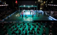 Fights resume in Nicaragua because 'boxers have to eat'