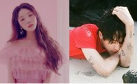 Chungha releases collaboration single with Grizzly