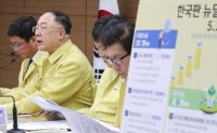 Korea proposes largest-ever extra budget to battle pandemic