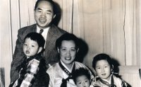 Decade after separation, Korean-American family reunited against all odds