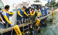 POSCO gears up CSR activities for marine environment