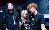 Japanese skate punk band Green Eyed Monster heads for Seoul