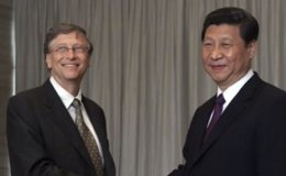 The Bill & Melinda Gates Foundation is spending millions in China, a fraction of its total funding