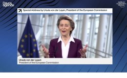 EU chief calls on US to help rein in powerful social media giants