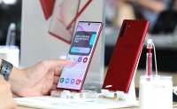 Samsung sells more than 1 million Galaxy Note 10s in Korea