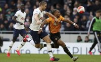 Wolves beat Tottenham to help push for Champions League spot