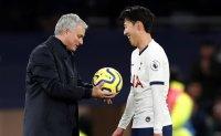 'Son-aldo!': Mourinho salutes South Korean's wonder-goal