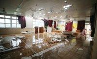 Typhoon Mitag slams Jeju Island
