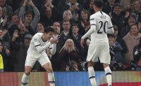 Son rekindles Tottenham's UEFA hope
