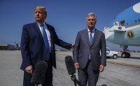 Trump names hostage envoy O'Brien national security adviser