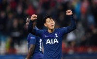 Tottenham's Son Heung-min becomes all-time S. Korean scoring leader in Europe