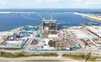 Hyundai E&C begins reclamation of Tuas port in Singapore