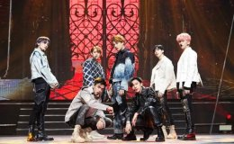SuperM delivers TV debut of new song on 'Ellen' show