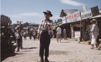 Carefree houseboy debunks Korean War blues
