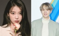 IU, Suga's collaboration song 'Eight' becomes chart sensation
