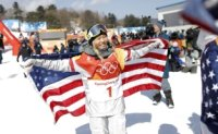PyeongChang star: Snowboarding sensation Chloe Kim