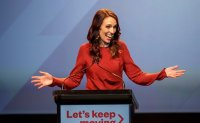 New Zealand's Ardern wins second term in election landslide