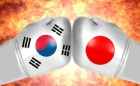 No exit in sight from frayed Korea-Japan ties