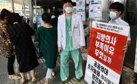 Doctors ordered to go back to work amid soaring infections