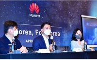 Huawei vows close cooperation with Korea's Digital New Deal drive