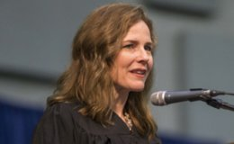 Amy Coney Barrett leads conservative women for US Supreme Court pick