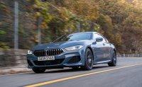 BMW 8 Series showcases charm of grand tourer