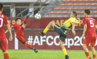 North Korea lose to Lebanon in AFC Cup