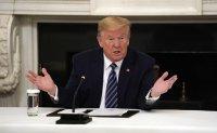 Trump says US states to surpass Korea in virus tests