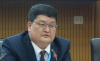 Mongolian ranking judge questioned again