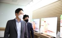 Samsung leader carries out 'filed management' amid virus outbreak