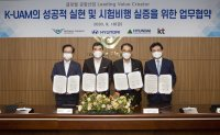 Hyundai Motor, KT, Incheon Airport partner for air taxi