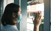 Woman fined for breaking quarantine to visit dying father