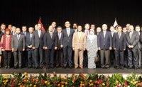 Singapore envoy's Seoul debut