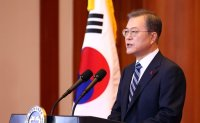 Cheong Wa Dae receiving 'real-time briefings' on Iran situations
