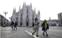 Italy to quarantine millions around Venice and Milan