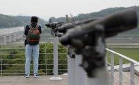 North Korea completes setting up 20 loudspeakers along border