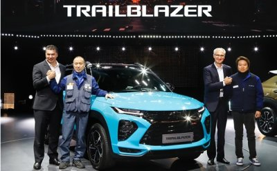 Doubts remain on GM Korea future after Trailblazer