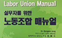 Book on labor union establishment, collective bargaining published in English