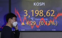 Seoul stocks up for 5th session on economic rebound hope