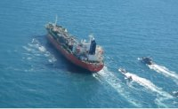 Korean anti-piracy unit begins operations after Iran's tanker seizure