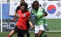 Korea's women hanging by a World Cup thread