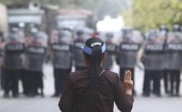 Two killed in Mandalay city in bloodiest day of Myanmar protests