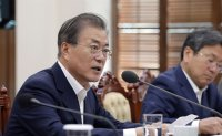 Moon makes strong push for prosecution reform
