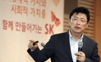 SK emphasizes social value as key management index