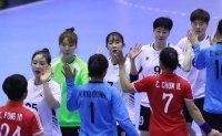Inter-Korean women's handball team may be formed at upcoming event