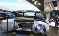 Hyundai Mobis to spend big for for future car technologies