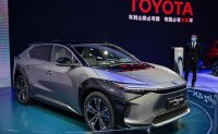 Toyota annual net profit jumps 10.3%