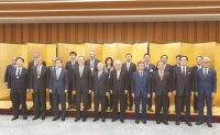 Biz leaders in Tokyo