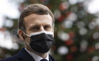 France President Emmanuel Macron tests positive for COVID-19